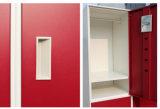 Sanuaのための2つのドアのキャビネットのロッカーの余暇の中心のロッカーのロッカー
