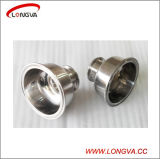 Stainless Steel Pipe Fittings Sanitary Bowl Cape Tri Clamp Concentric Reducer