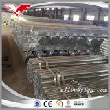 El invernadero utilizó pre galvanizado alrededor de fábrica hueco de los tubos de acero de la sección