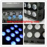 Indicatore luminoso esterno impermeabile di alto potere IP65 Rgbaw 24X15W