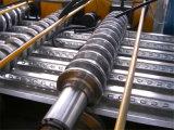 La piattaforma di pavimento d'acciaio del metallo laminato a freddo la formazione della riga macchina