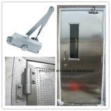 ULの証明書の金属の防火扉は、評価される鋼鉄ドアを始動させる
