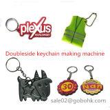 Мягкая резиновый машина впрыски Keychain отливая в форму