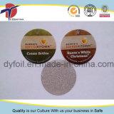 Peelable& stempelschnitt Stück-Aluminiumfolie-Kappen für Kaffee