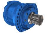 Poclain hydraulischer Motor zerteilt Ms35