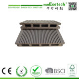 Anti-Slid Grooves Outdoor Composite Deck Floor pour balcon