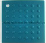 Estera del vajilla del silicón de la protección del calor, silicón Placemat Sm01
