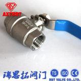 ISO/Ce 2PCのステンレス鋼の糸の球弁