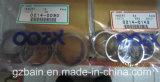De Klep van Oulet /Inlet van de Uitlaat van het Graafwerktuig van Isuzu 6bd/G1 voor De Vervaardiging van het Motoronderdeel die in Japan of China 0214-0090 wordt gemaakt
