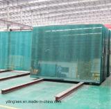 Verre de bâtiment de flotteur d'espace libre de qualité de Gigh de 4mm à 12mm, 2140X3660