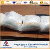 Konkrete pp.-Polypropylen-Faser-Ineinander greifen-Kleber-Faser