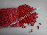 Pin di legno appuntito di spinta usato ufficio di colore rosso della cancelleria 23mm