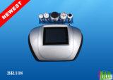 Machine van het Vermageringsdieet van de Schoonheid van de Cavitatie van Lipo Multipolar rf van de laser