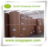 Fábrica Oficina Precio rollo de papel térmico 68GSM