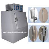 Ce/RoHS genehmigte direktes abkühlendes eingesacktes Eisspeicher-Sortierfach mit Slant Tür
