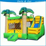판매를 위한 싼 팽창식 결합 팽창식 성곽 /Inflatable 바운스 집