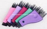 2015 de Nieuwe Borstel van de Tint van de D-vormige ring van het Haar van het Ontwerp Bilaterale voor de Salon van het Haar