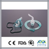 Remplaçable médical aucun masque à oxygène de Rebreathing avec du ce (MN-DM0004)