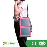 Sistema solar portátil novo do carregador do telefone do USB da eficiência elevada