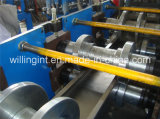 機械を形作る軽い鋼鉄ピンセットの形のパネルの乾燥した壁ロール