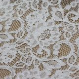 花嫁の服のためのきれいな100%Nylonレースファブリックレース