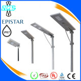 Водоустойчивое Waterproof Solar СИД Street Light All в One