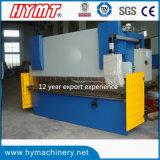 Гибочная машина стальной плиты Wc67y-160X4000, тормоз гидровлического давления