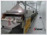 De Riem die van het Roestvrij staal van de Paraffine Pelletiserend Machine koelen