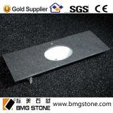 Brame de pierre de granit de la Chine G654 pour des tuiles, partie supérieure du comptoir, margelle, coulisse