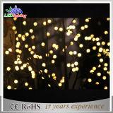 100LED Kerstmis van lichten steekt de Commerciële OpenluchtBatterij van de Lichten van het Koord in werking stelde aan Lichten