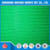 предохранение от конструкции сети безопасности зеленого цвета HDPE 3*50m