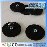 Material verwendet für die Herstellung von Dauermagnetursprung der Magneten