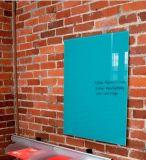 De kleurrijke Raad van het Glas van het Bureau/Achter Geschilderde Glassboard/de Schrijvende Raad van het Glas met het Certificaat van En12150 en ANSI