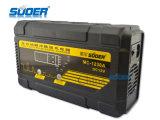 디지털 표시 장치 (MC-1230A)를 가진 자동적인 태양 전지 충전기가 Suoer에 의하여 12V 30A 집으로 돌아온다