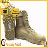 2017 de Nieuwe Laarzen van de Woestijn van het Leer van de Goede Kwaliteit van het Ontwerp Rubber voor Militair