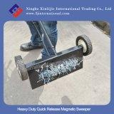 Spazzatrice magnetica resistente della versione rapida