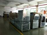 Máquina comercial del lavaplatos del transportador del estante de Eco-1A