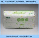 Nonwoven使い捨て可能な綿の顔ティッシュ、ホテルの使用、浴室の使用