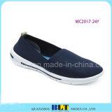 Ботинки женщин обуви вскользь для оптовой продажи