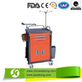 Luxux-ABS medizinische Notkarre u. Laufkatze (CE/FDA/ISO)