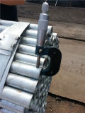 Tubazione galvanizzata tuffata calda di ASTM A53 BS1387 En39 con l'estremità filettata