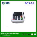 Caja registradora terminal del sistema de la máquina de la posición del código de barras Handheld androide