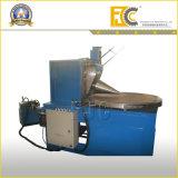 Machine à cintrer de cône hydraulique en métal par des exécutions de tôle