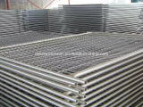 임시 Fence Removable Fence Temporary Fencing 또는 Used Temporary Fence/Temporary Road Fence