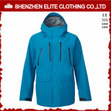 2016 Mens do inverno Waterproof o revestimento de nylon do Snowboard