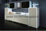 alto armadio da cucina lucido della lacca di 21mm