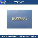 Vária etiqueta do emblema da letra do logotipo do carro com adesivo de 3M