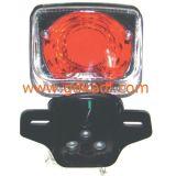 Luz trasera durable de la moto para las piezas de la motocicleta Cg125