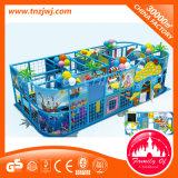 Оборудование спортивной площадки лабиринта океана детей изготовления крытое для сбывания
