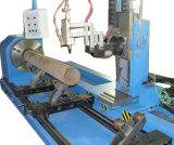 Línea de intersección cortadora del CNC de llama del plasma de Pipe/H-Beam/